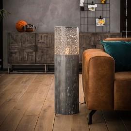 Lampe de sol Bala 7354 cylindrique H 90 cm