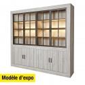 Bibliothèque Kristo 245 cm - modèle expo