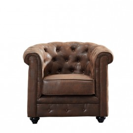Fauteuil 1 place Chesterfield