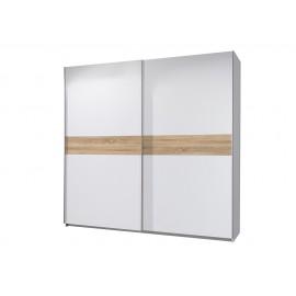 Armoire Pulsa avec portes coulissantes 215 cm