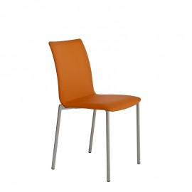Chaise de cuisine Prodigy - orange